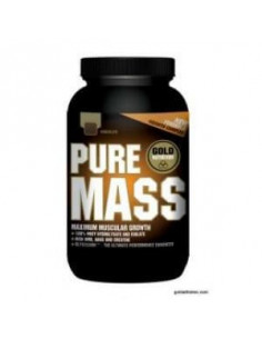 PURE MASS 1.5kg chocolate. - GOLD NUTRITION
