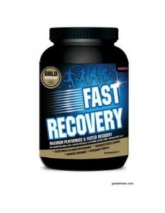 FAST RECOVERY naranja 1kg. - GOLD NUTRITION