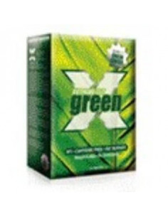 EXTREME CUT GREEN (decaffeinated green coffee) 100comp - GOLD NUTRITION