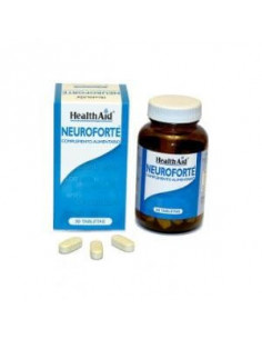 NEUROFORTE 30COMP. - HEALTH AID