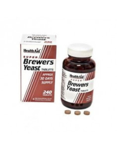 BEER YEAST 240comp. HEALTH AID - HEALTH AID