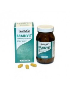 BRAIN-VIT 60comp. - HEALTH AID
