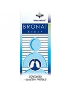 BRONAT syrup 250ml. - INTERNATURE