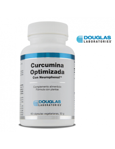Cúrcuma optimizada con Neurofenol - Laboratorios Douglas