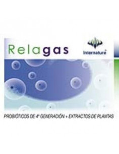 RELAGAS 60cap. - INTERNATURE