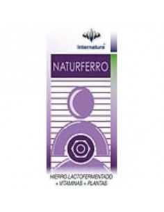 NATURFERRO jarabe 250ml. - INTERNATURE