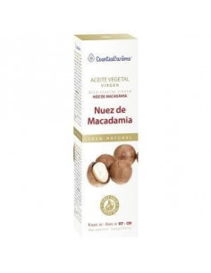 NUEZ DE MACADAMIA aceite vegetal virgen 100ml. - INTERSA