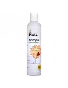 CHILDREN'S BIO SHAMPOO 250ml. - IRATI ORGANIC