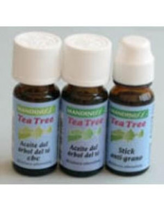 TEA TREE OIL 10ml BIOLOGICO CBC. - MADAL BAL
